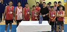 אליפות בתי הספר היסודיים בקטרגל לכיתות ז'-ח' תלמידים