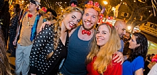 מסיבת רחוב לצעירים פיאסטה 2016
