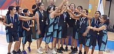 אליפות בתי הספר היסודיים בכדורסל  לכיתות ה' – ו' תלמידות