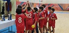 אליפות בתי הספר היסודיים בכדוריד לכיתות ה'-ו' תלמידים