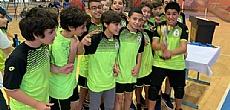 אליפות בתי הספר היסודיים בכדורעף לכיתות ה'-ו' תלמידים