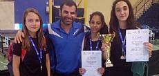 אליפות הארץ בטניס שולחן מועדוני ספורט בית ספריים