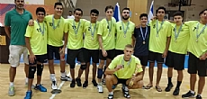 """אליפות בתי הספר העל יסודיים בכדורעף לכיתות י'–י""""ב תלמידים"""